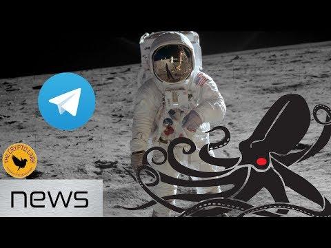 Bitcoin & Cryptocurrency News – NASA Taking ETH to Space, Telegram, & Kraken Talks Tough