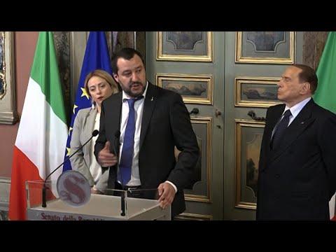 """Consultazioni, Salvini: """"Speriamo sia giorno buono. M5S superi i veti"""""""