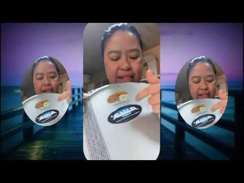 Sarapan Roti Wijen Apel Silvia Ratu Youtube Bilang Makanan Ini Tidak Ada Di Indonesia