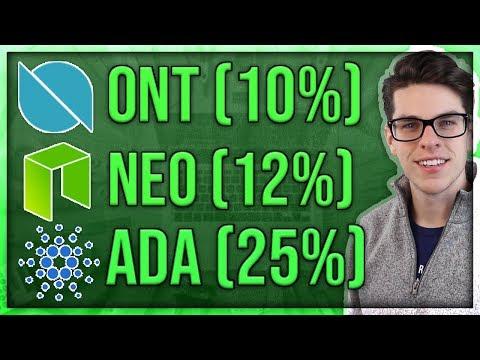 How To Trade Crypto For Consistent Profit – NEO ($NEO), Ontology ($ONT), Cardano ($ADA) – Bitcoin TA