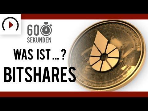 Was ist Bitshares? (BTS) ⏳ In 60 Sekunden | Vlogchain – Video. Blockchain. News.