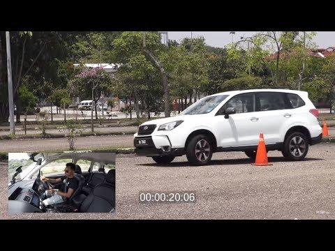 Subaru Forester vs Satria Neo Autocross – Roda Pusing Khas