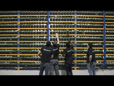 BITCOIN MINING FARMS TAKING OVER QUEBEC – Quebec Pushes Hydropower Utility to Halt Crypto Miners