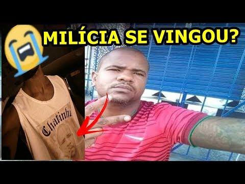 MILÍCIA PEGA FRENTE DA VINTÉM ADA DE FORMA ESTRANHA