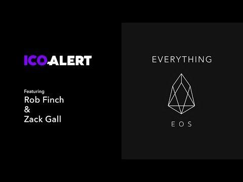 ICO Alert Podcast: Everything EOS 4