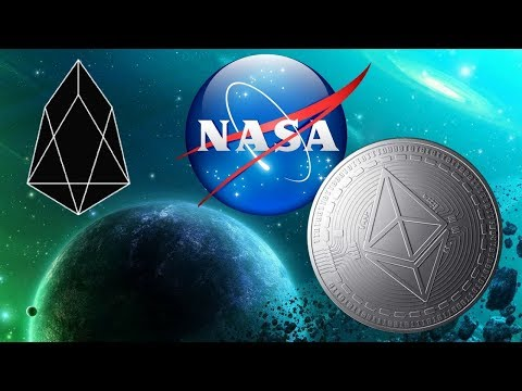 EOS ABOUT TO GO ON BULL RUN // ETHEREUM PARTNERS WITH NASA