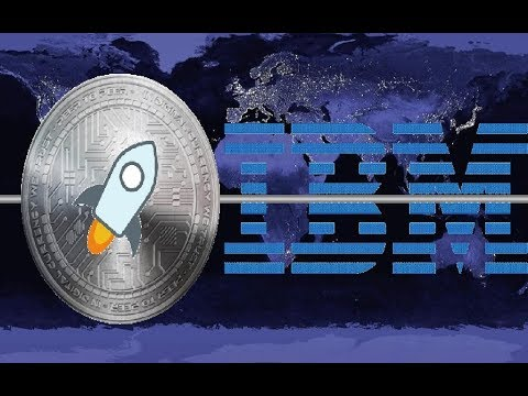 Stellar's (XLM) Announces First Smart Contract on IBM's Blockchain, Nearing Production-Ready