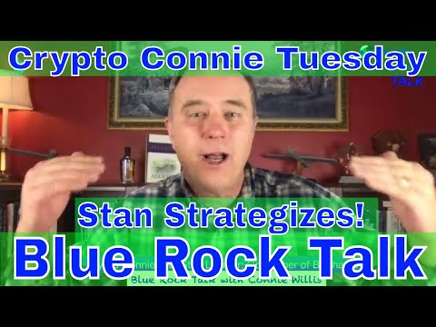 🖖 CRYPTO CONNIE with Stan Larimer, GodFather of BitShares