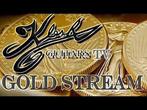 GOLD STREAM #65 .924 GRAM NATURAL GOLD NUGGET + BITCOIN!