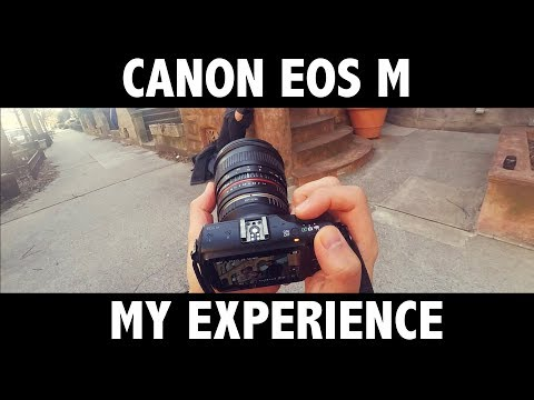 Canon EOS M (first model): worth it?