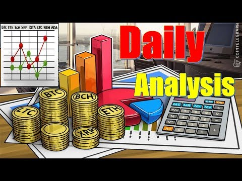 CRYPTO Technical Analysis – Bitcoin Cash, Litecoin And Ripple Daily Analysis
