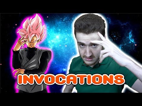 INVOCATIONS ROSE ON VEUT DES NEO GOD EXTREME !! [DOKKAN BATTLE]