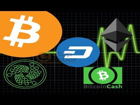 Análise Sema 21 Abril: Bitcoin US$40Mil Bitcoin Cash US$8Mil Dash US1,500 e Mais Possibilidades