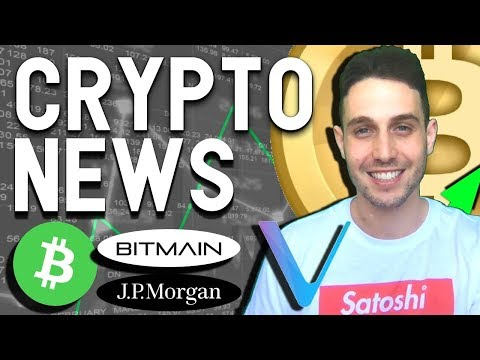 Crypto News: Bitmain Burning Bitcoin Cash Profits? VeChain MPP, Binance KYC? Bull Run Continues!
