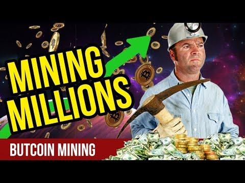 Mining Millions – CryptoCurrency Mining – Bitcoin Mining – BTC Crypto