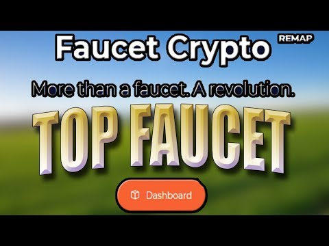 FaucetCrypto – BTC, DOGE, ETH, LITE High Paying Faucet que Paga