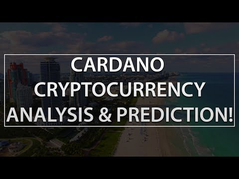 Cardano Cryptocurrency Analysis & Prediction Trades | Crypto Trading | CryptoWill