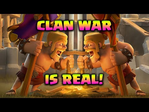 CLAN WAR RESMI ADA DI CR, LATIAN YUK!! – Clash Royale Indonesia