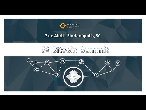 3º Bitcoin Summit – Stratum CoinBr – Interview with Sterlin Lujan from Bitcoin Cash