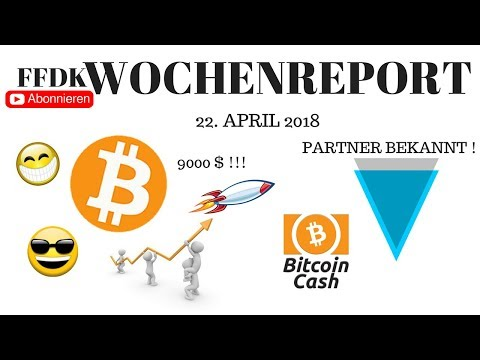 FFDK WOCHENREPORT – SAVEDROID SCAM ?! VERGE´s PARTNER – BITCOIN CASH COIN-BURNING!