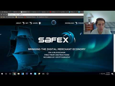 The Decentralized Economy SAFEX, SYS, BAY   Who will be the leader  1080p 30fps H264 128kbit AAC