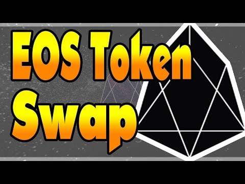 EOS Token Swap! Everything You Need To Know! Registering Addresses, Exchange Support, and More !