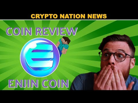 ENJIN – Cryptocurrency Coin Review – Crypto Nation News