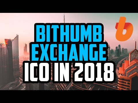 RIPPLE XRP NEWS – BITHUMB TO LAUNCH AN ICO IN 2018 FOR THEIR BT TOKEN!