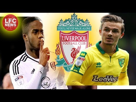 James Maddison on verge of signing with Ryan Sessegnon deal close ● Liverpool transfer News Now #LFC