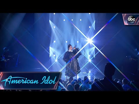 "Ada Vox Sings ""The Show Must Go On"" by Queen – Top 14 – American Idol 2018 on ABC"