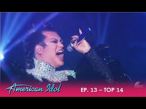 Ada Vox: The SENSATIONAL Drag Queen Star BRINGS THE HOUSE DOWN! | American Idol 2018