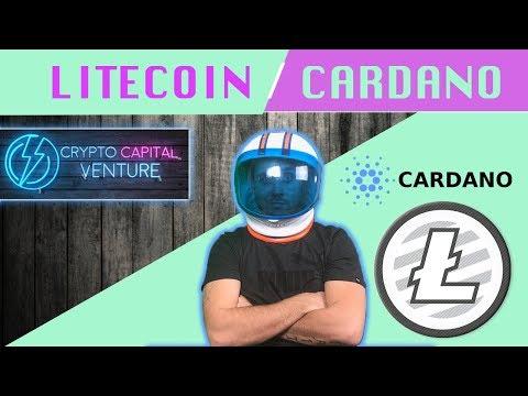 Litecoin Resistance $150 & When Cardano?