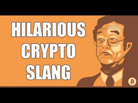 5 of The Most Hilarious Cryptocurrency Terms Ever Invented – the New Slang