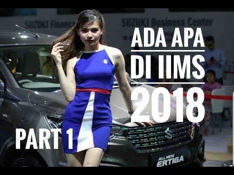 ADA APA DI IIMS 2018 (Part 1: Mobil Baru) | otomotifmagz.com