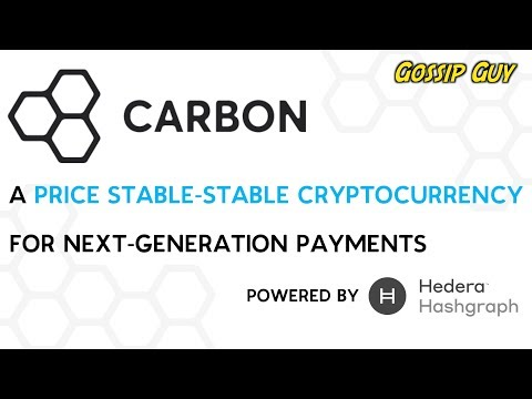 What is Carbon? A Price Stable Cryptocurrency for Next Generation Payments