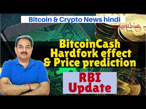 Bitcoin & Crypto News, RBI Case Update, Bitcoin Cash Hardfork, Bitcoin ABC, Price prediction, Tron,