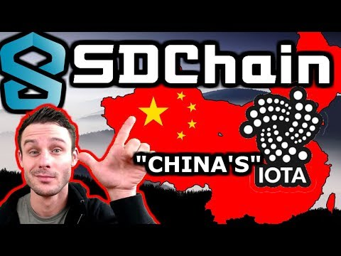 SD Chain | China's IOTA | SDFT Consensus vs Tangle | IOT (Internet of Things) For China