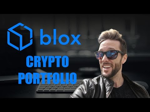 Blox Cryptocurrency Portfolio