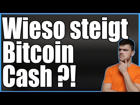 Wieso steigt Bitcoin Cash? London Highlights mit Eli | Krypto News am 23.04.2018