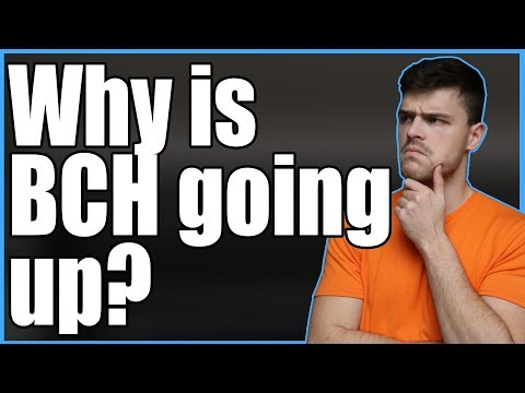 Why is Bitcoin Cash going up? Bitcoin News 04/23/18