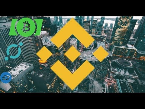 BINANCE – CRYPTOCURRENCY TRADING