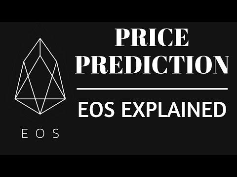 EOS COIN PRICE PREDICTION 2018 | Massive Potential!!!
