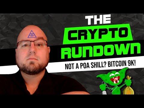 The Crypto Rundown – Verge partners with Pornhub! POA shill revealed?! Bitcoin (BTC) on the rise!