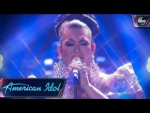 "Ada Vox Sings ""And I Am Telling You I'm Not Going"" – Top 10 – American Idol 2018 on ABC"
