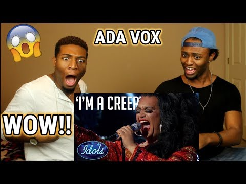 "Ada Vox Sings ""Creep"" Radiohead for Her Idol Showcase – American Idol 2018 (REACTION)"