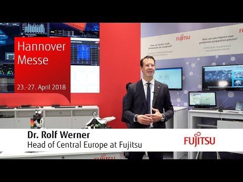 HMI18-Aktuell: Dr. Rolf Werner über die IOTA Technologie auf der Hannover Messe (DE)