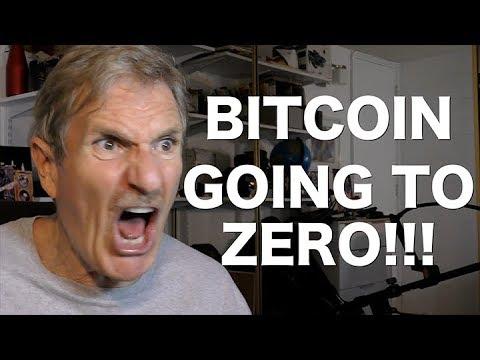 Bitcoin Going To Zero! Mark It On Your Calendar