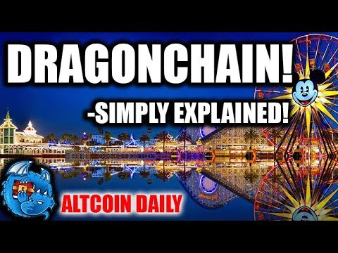 Dragonchain! Blockchain Platform, Incubator, & Marketplace!  –Cryptocurrency Deep Dive!