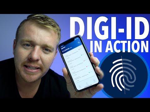 DIGIBYTE NEWS! DIGI-ID IS COMING!
