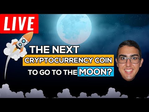 The Next Cryptocurrency Coin To Go To The Moon?